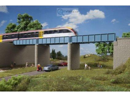 H0 - Rozšiřující díl mostu k 11441/ Auhagen 11442