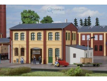 H0 - Zámečnictví s vybavením / Auhagen 11444