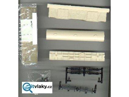 TT -  stavebnice nákladního vozu Gags/Za ČSD / DETAIL 11950