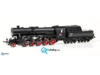 ARCHIV TT - Parní lokomotiva řady 555.0, ČSD / TILLIG 02283