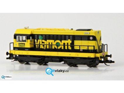 ARCHIV TT - lokomotiva ř.720.567-7 HEKTOR, VIAMONT CZ/ TILLIG 04622