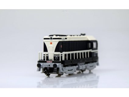 TT - dieselová lokomotiva T435 0116 ČSD Hektor / Tillig 04627