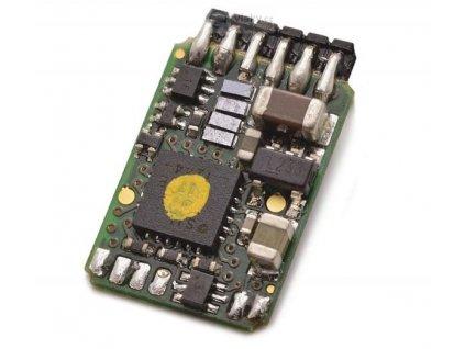 Vyprodáno! lokodekodér NEM 651 zahnutý o 90st -6 pin  / ROCO 10886