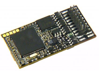 ND zvukový dekodér ROCO/ZIMO MX645P16 PluX16 + zvuk ř. 377 /BR 38