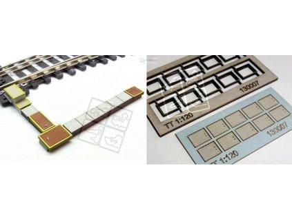 335878 tt dratovody typ 4 10x sachta ram kryci plech igra model 130007