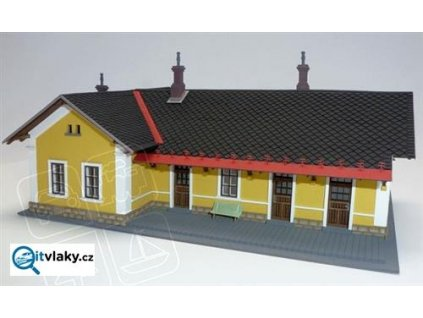 335926 tt vypravni budova adrspach stavebnice igra model 130021