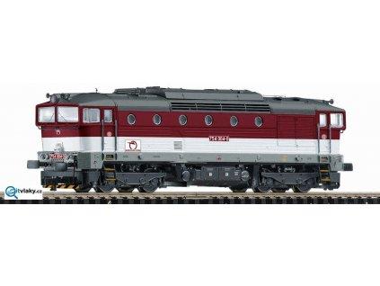 TT - ND karoserie na dieselovou lokomotivu 754 - 36254 ROCO / 130279 ROCO