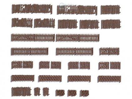 H0 -Venkovské ploty / NOCH 13096