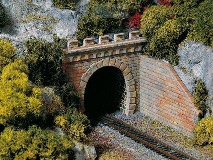 TT - Tunelový portál pro jednu kolej / Auhagen 13276
