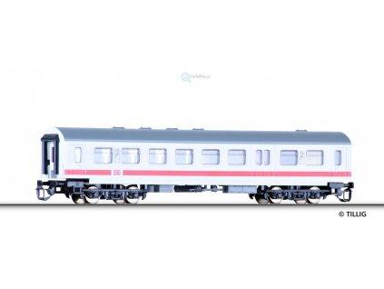 TT - START os. vůz 4 osý, služební odd. / TILLIG 13609