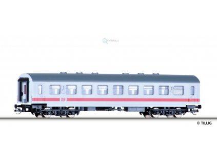 TT - START os. vůz 4 osý 1. tř., DB AG /  TILLIG 13625