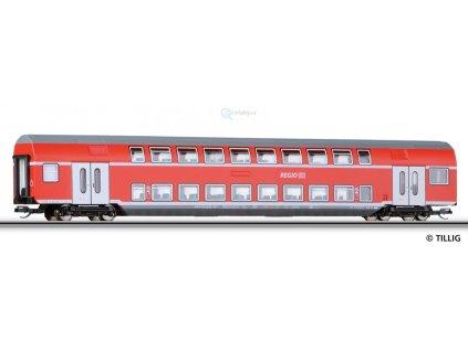 TT - Patrový vůz, 2. třídy, DB AG / Tillig 13800