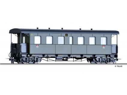H0m - Osobní vůz BC4i, NWE / TILLIG 13932