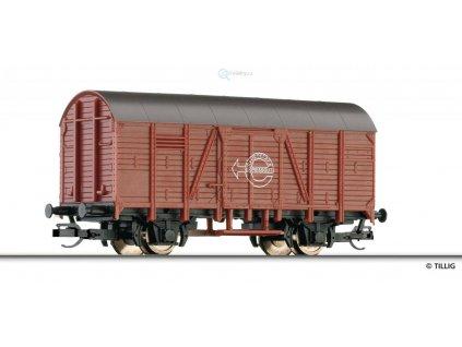 TT - START vůz nákladní krytý / TILLIG 14117
