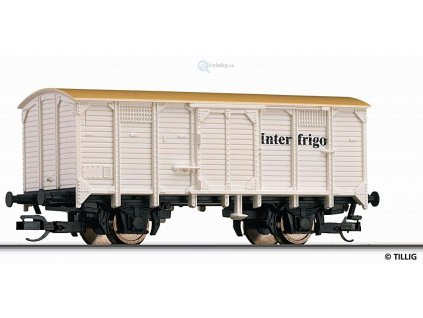 TT - chladírenský vůz START / Tillig 14148
