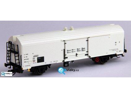 SLEVA! TT - Chladící vůz řady Ibbhqs ČSD/ LDS Tillig 14695