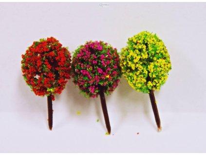 stromky nebo keře, fialové / 15010