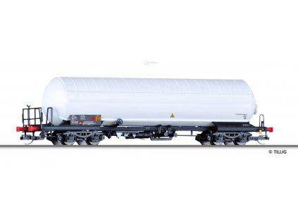 TT - Cisternový vůz Zacns, ATIR-RAIL / Tillig 15038