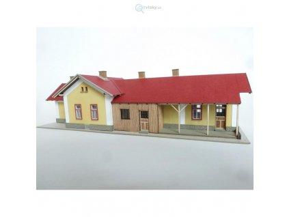340729 n vypravni budova mala hrastice igra model 152013