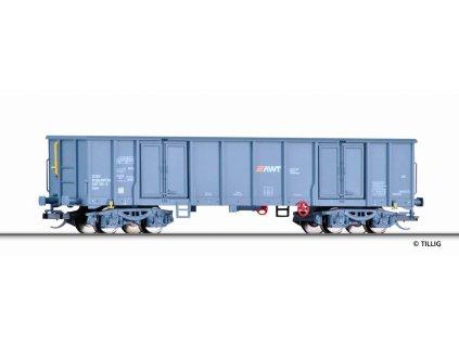 VYPRODÁNO TT - Otevřený nákladní vůz Eaos, AWT SK / TILLIG 15260