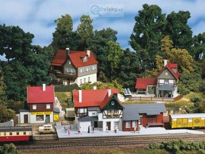 TT - Startset - Nádraží Spielhausen / Auhagen 15303