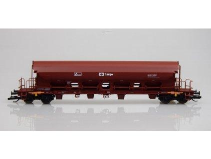 TT - výsypný vůz Tadgnss ČD Cargo - Zrniny / Tillig 15357