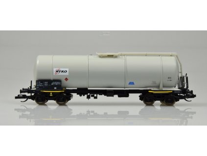 "TT - Cisternový vůz Zas ""RYKO PLUS s.r.o."" CZ / TILLIG 15480 EPV"