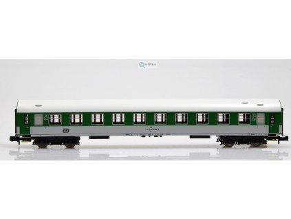 Návrh! N - rychlíkový osobní vůz Y 2 tř. ČD / TRIX 15696