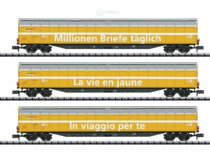 342019 n set 3 vozu s posuvnou stenou habbiillnss sbb trix 15799