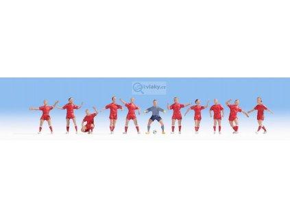 H0 - Fotbalový tým Španělsko / NOCH 15983