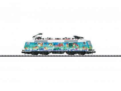 N - Elektrická lokomotiva 120, DB V.epocha / Trix 16025