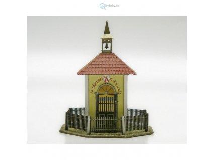 342631 h0 zvonice stavebnice igra model 161008
