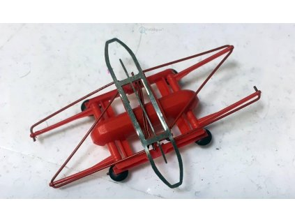 H0 - pantograf k modelům od firmy MTB