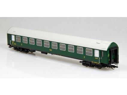 ARCHIV TT - Osobní vůz 2. tř. ČSD Ba 3033 (Y) / TILLIG 16675