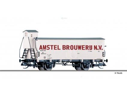 """TT - chladicí vůz """"Amstel Brouwerij N.V."""", NS / Tillig 17375"""
