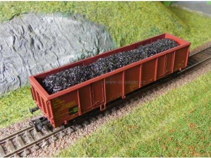 TT - Náklad uhlí do vozu Eas Tillig / ES Pečky 19602