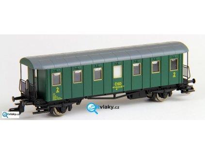 347452 tt osobni vuz csd bi s plosinkou loziska peho loco 206 2