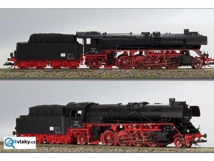 TT - DCC Parní lokomotiva BR41 / Fischer 21018401
