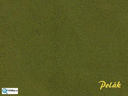 Purex jemný - Zelená tmavá / Polák model 2161