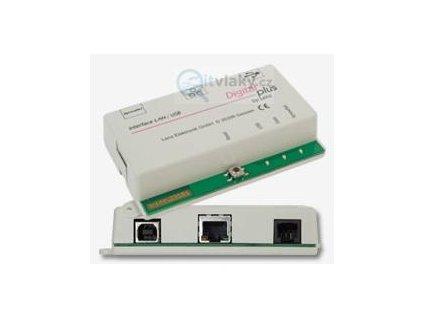 interface připojení k PC přes USB a Ethernet LAN nebo WI-FI/ LENZ 23151