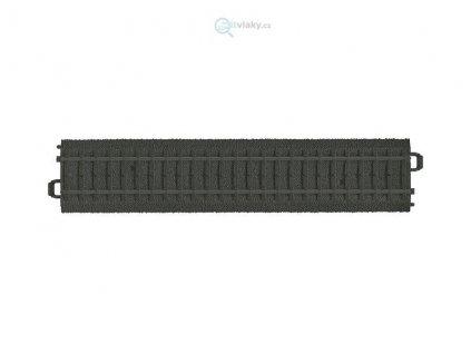H0 - 6 ks plastové rovné koleje 188 mm / MARKLIN 23188