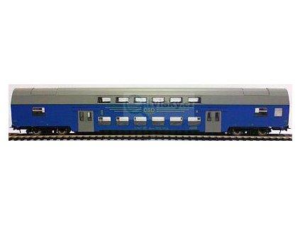 H0 - Patrový vůz řady Bap ČSD číslo 50 54 26-16 122-6/ Bramos 2500 07