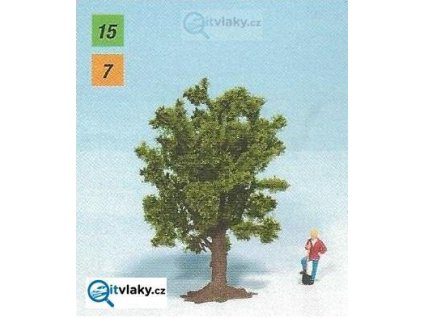 Ovocný strom zelený - 8cm / NOCH 25950_7