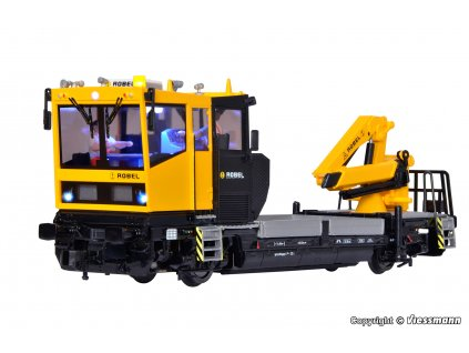 H0 - DCC/ZVUK  - železniční vozidlo ROBEL / Viessmann 2610