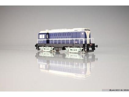 H0 - lokomotiva T 435 ČSD s pensylvánskými podvozky Hektor/ PMT 30509