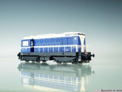 H0 - dieselová lokomotiva ČSD T435 HEKTOR / PMT 30510
