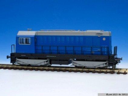 H0 - Dieslová lokomotiva řady 720 ČD Hektor / PMT 30511