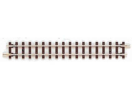 H0e - Přímá kolej 134,3 mm / Roco 32202