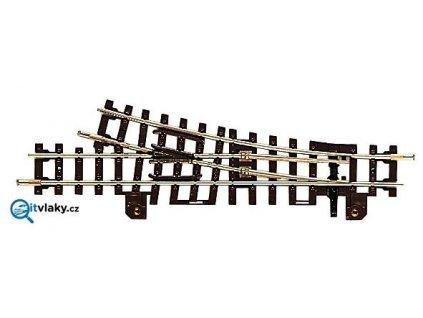H0e - Výhybka, pravá / Roco 32411