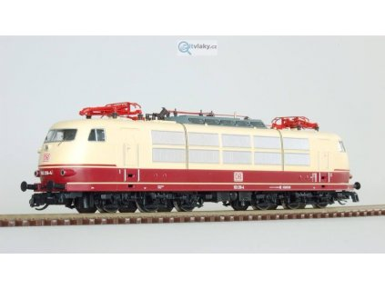 TT - elektrická lokomotiva 103 DB, dlouhá forma/ Kuehn 32560